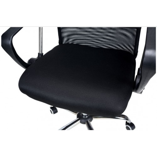 Крісло Bonro Manager чорне