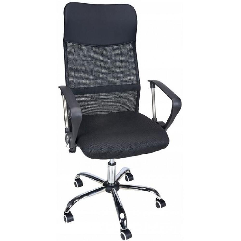 Кресло Bonro Manager черное