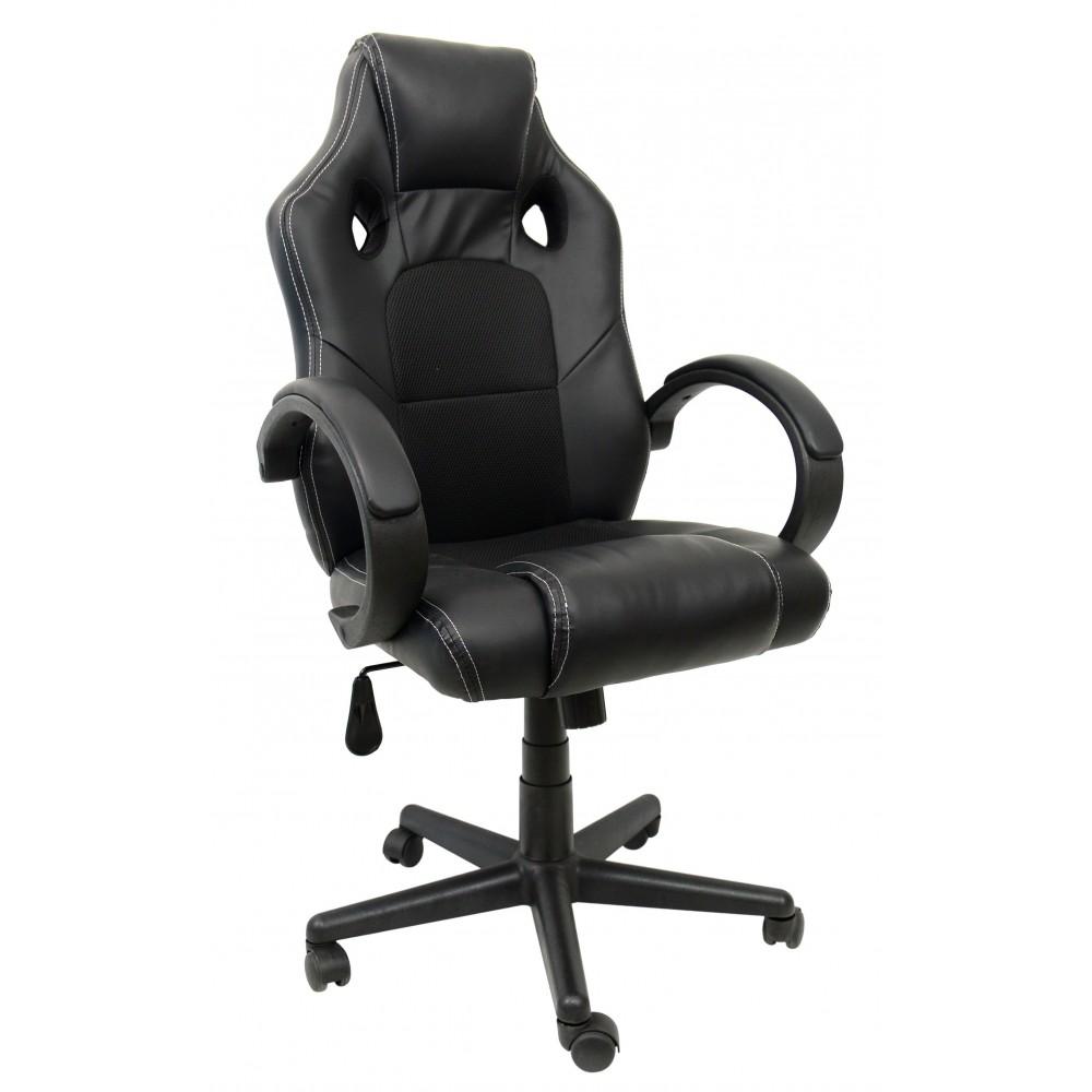 Крісло геймерське Bonro B-603 Black