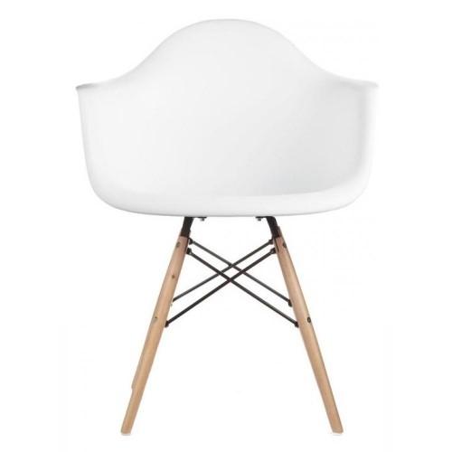 Крісло Bonro В-438 FULL KD біле