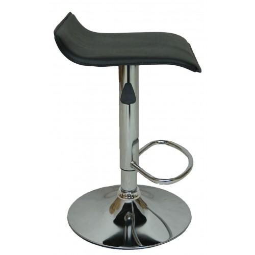 Барний стілець Bonro B-003 чорний