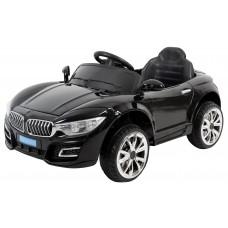 Дитячий електромобіль Siker Cars 688B чорний