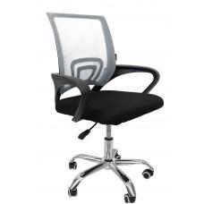 Крісло Bonro B-619 сіре