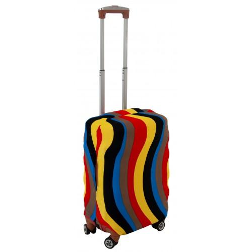 Чохол для валізи Bonro великий різнокольоровий XL