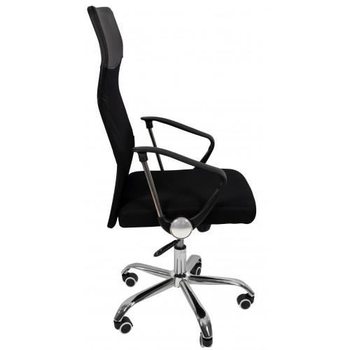 Крісло Bonro Manager 2 чорне