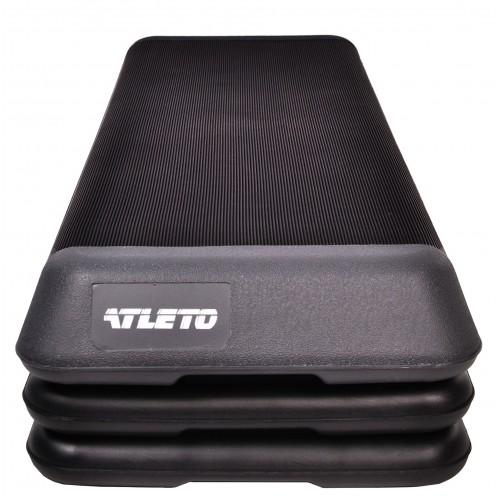 Степ платформа 3 рівнева професійна  Atleto 47050