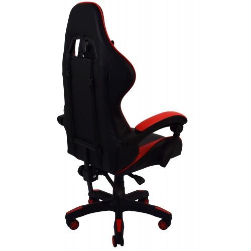 Крісло геймерське Bonro B-810 червоне
