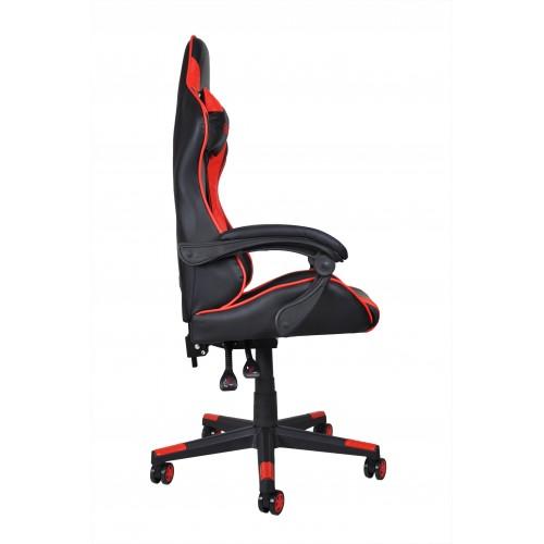 Крісло геймерське Bonro B-2013-2 червоне