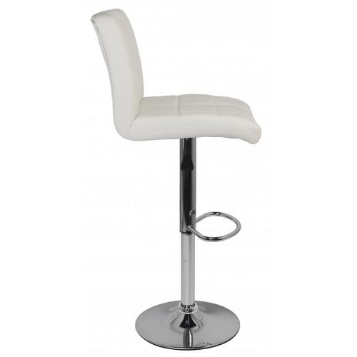 Барний стілець Bonro BC-0106 білий
