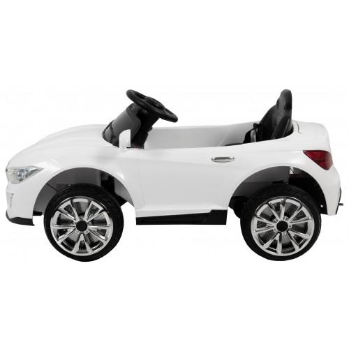 Дитячий електромобіль Siker Cars 688A білий